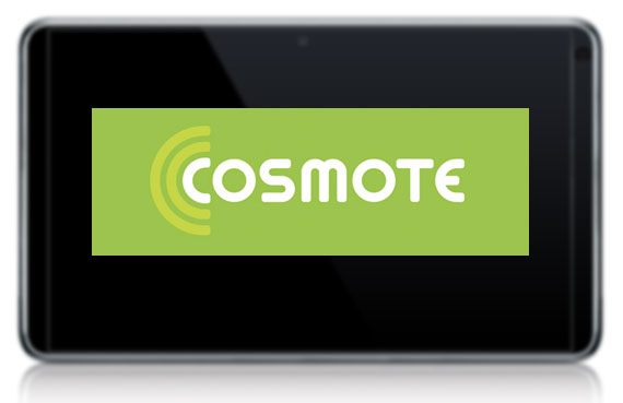 Cosmote Tablet