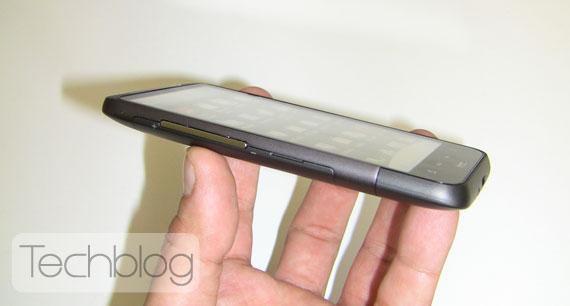 HTC Desire HD Techblog.gr