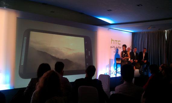 HTC event Athens Greece