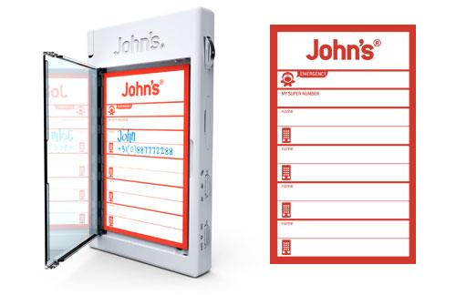 John s Phone