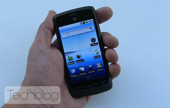 ZTE Blade WIND Techblog.gr