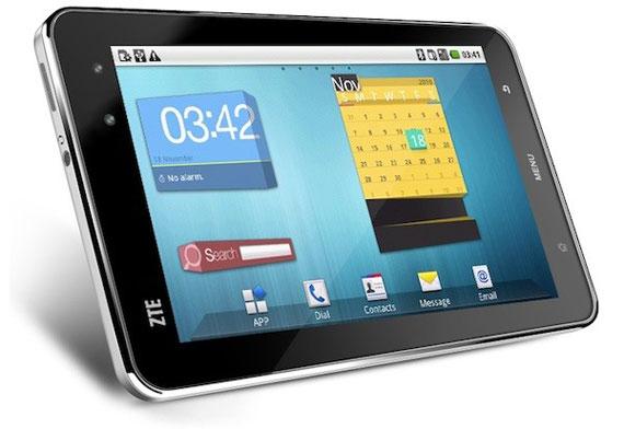 ZTE V9 tablet Cosmote