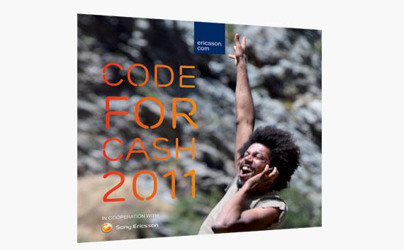 Ericsson Code for Cash 2011