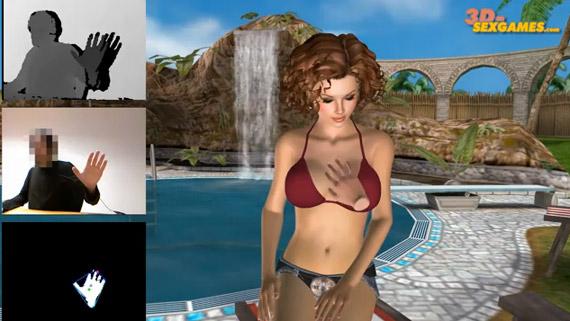 3D Sex Games Kinect 1 Porny Christmas e cards from Jeremy Bilding, Steve Cruz, Spencer Reed, ...