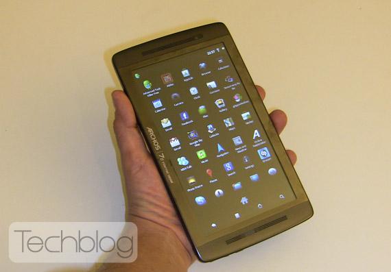 Archos 70 Internet Tablet Techblog.gr