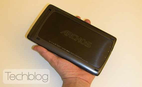 Archos 70 Internet Tablet Techblog.gr