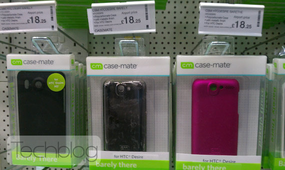 HTC Desire Cases
