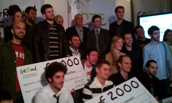 HTC Grand Winners