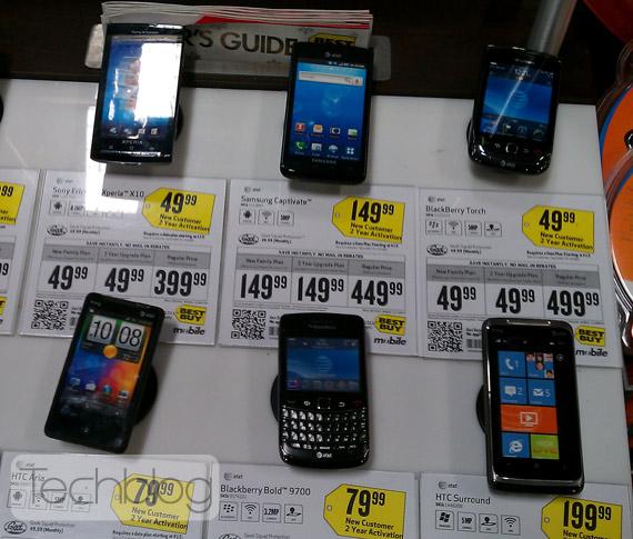Mobile Phones Best Buy