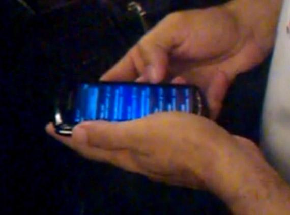 Sony Ericsson Z1 PSP
