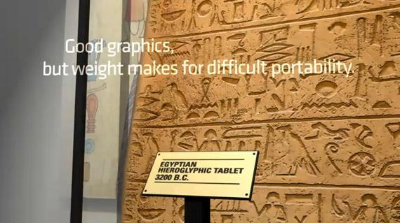 Tablet Egyptian