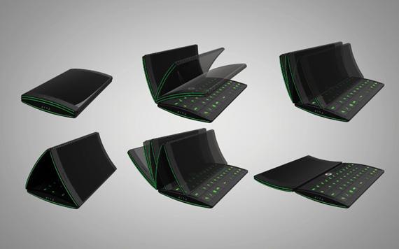 Flip Phone concept