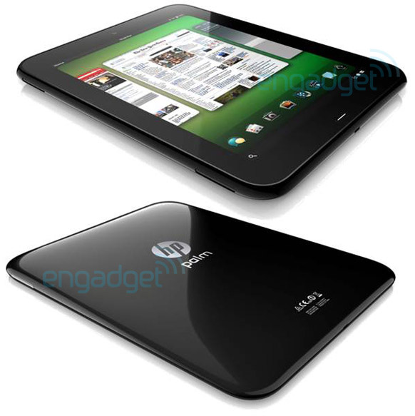 HP Topaz Tablet