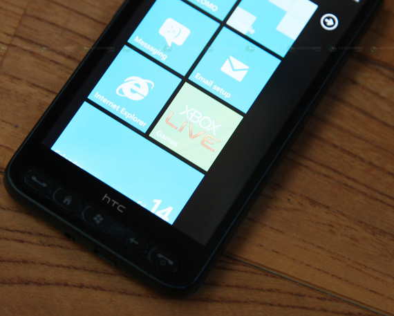 HTC HD2 Windows Phone 7