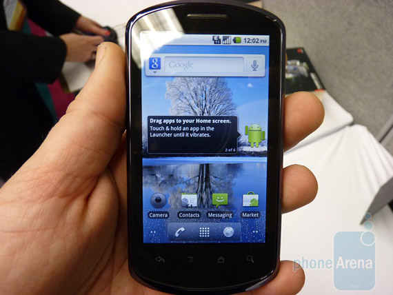 Huawei X5 Hands-on