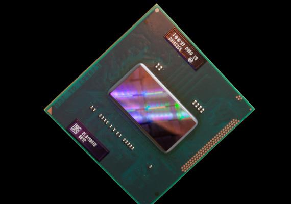 Intel SandyBridge Desktop Chip