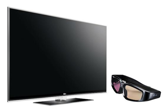 LG INFINIA LX9500 LED 3D