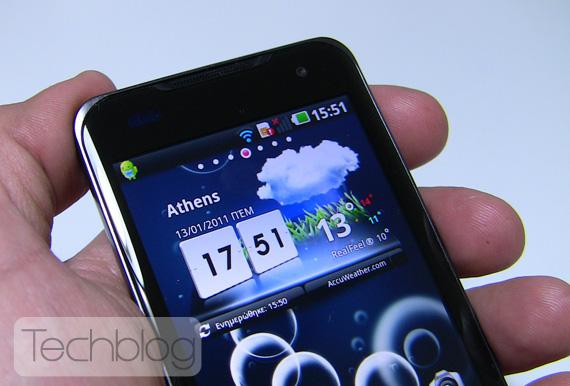 LG Optimus 2X Techblog.gr