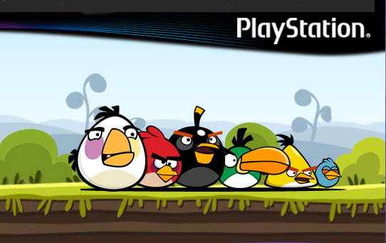 PlayStation Store Angry Birds