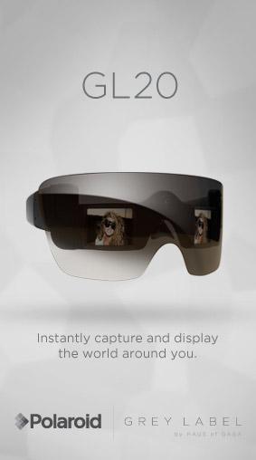 Polaroid Lady Gaga GL20 Glasses
