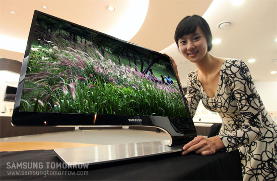 Samsung 3D LED TV Series 9