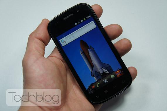 Samsung Nexus S Techblog.gr
