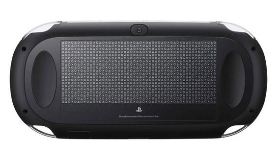Sony NGP Next Generation Portable Entertainment System