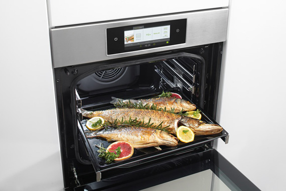 g plus oven ichef plus