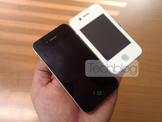 iPhone 4 mini clone