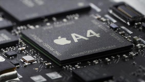 iPad a4 chip