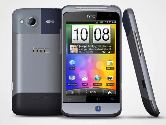 HTC Salsa Facebook phone