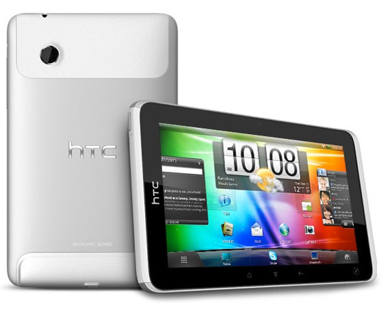 HTC Scribe Tablet