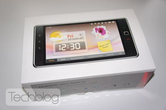 Huawei S7 box
