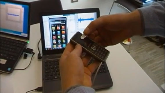 Input Dynamics TouchTap