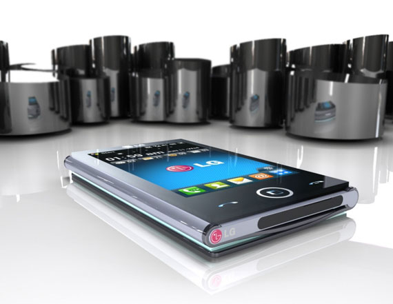 LG Concept phone