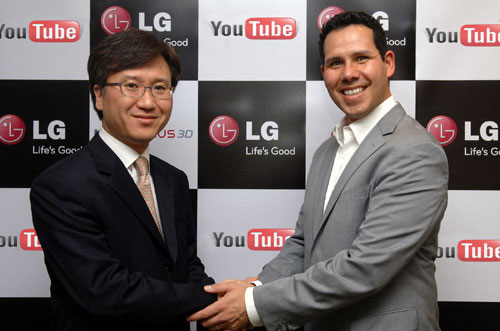 LG YouTube 3D video