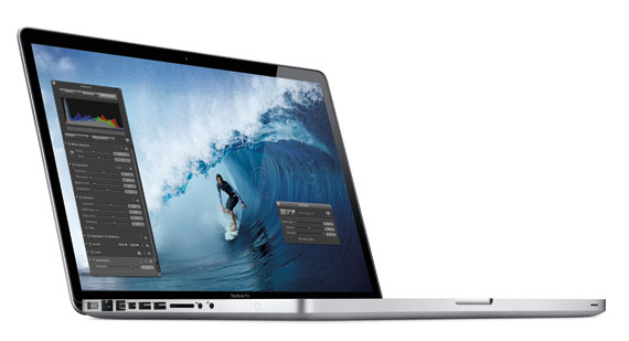 New Apple MacBook Pro 2011