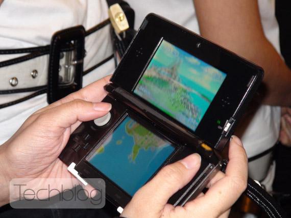 Nintendo 3DS Techblog.gr
