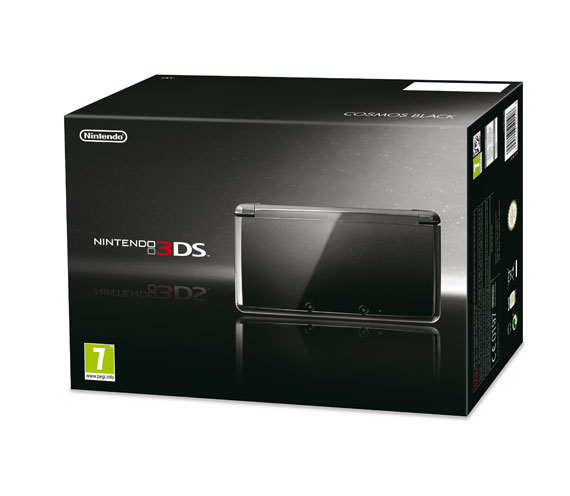 Nintendo 3DS box