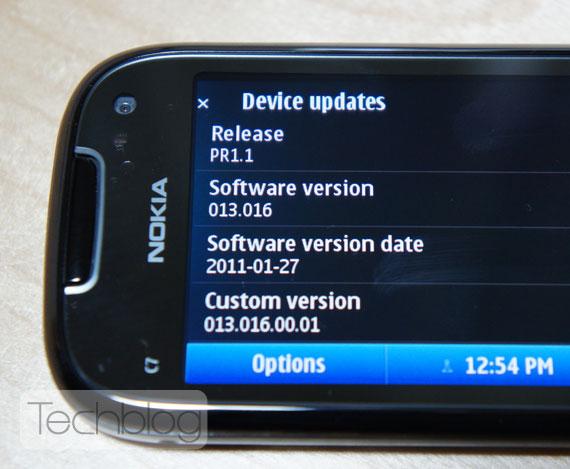 Nokia C7 PR 1.1