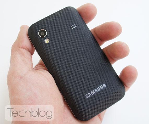 Samsung Galaxy Ace Techblog.gr