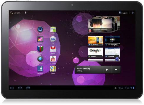 Samsung Galaxy Tab S 10.1 tablet