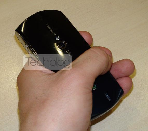 Sony Ericsson Vivaz 2 Android