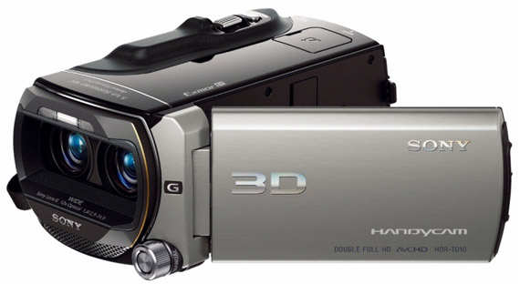 Sony HDR-TD10E