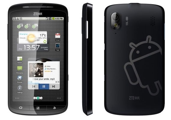 ZTE Skate Android 2.3