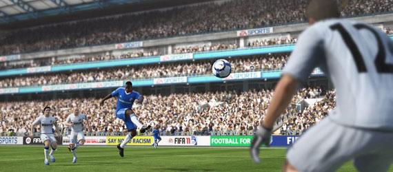 FIFA 11 update
