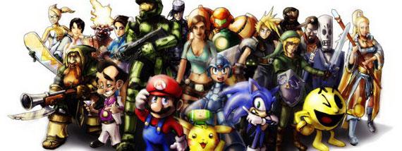 videogame heroes