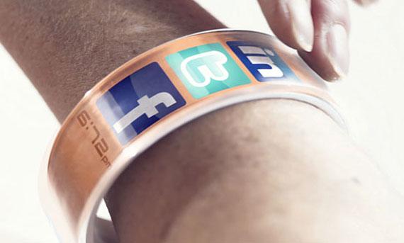 3M Flexible Transparent Touchscreen Concepts