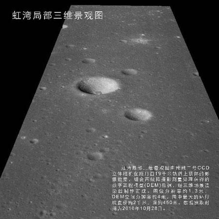 Chang-e 2 Moon