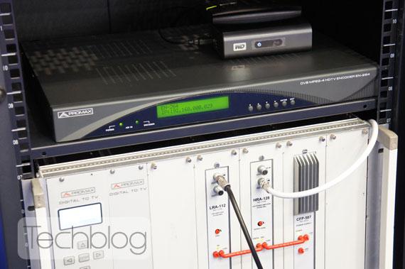 DVB-T HD 1080i MPEG4
